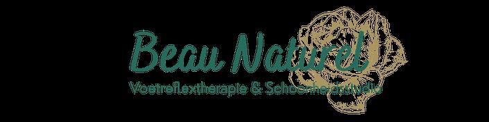 Beau Naturel Voetreflextherapie & Schoonheidsstudio