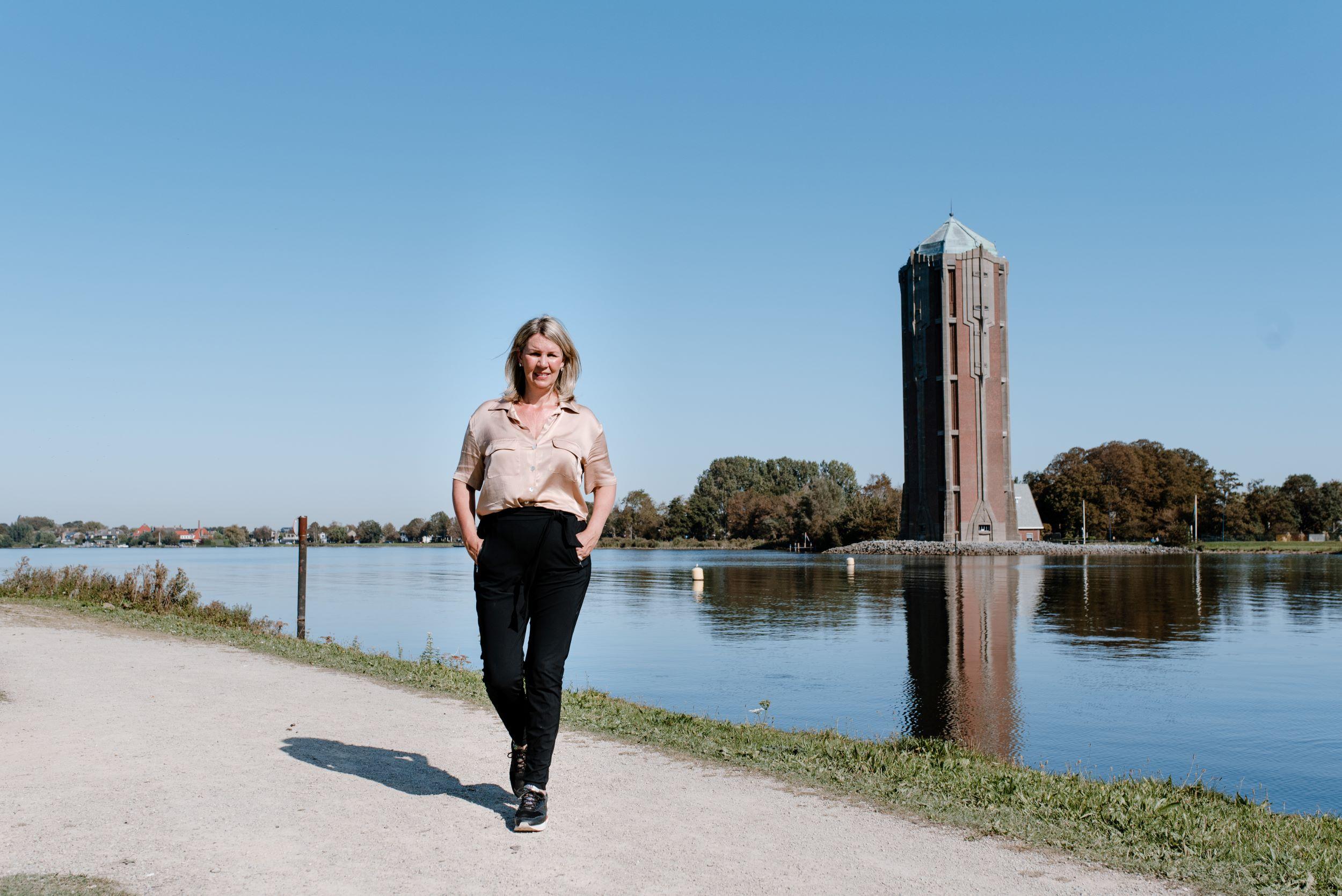 Beau naturel Sandra Bakker